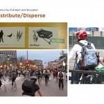 Distribute-Disperse