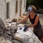 Installing a Stone Shingle