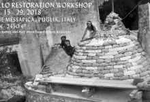 2018 Trullo Restoration Workshop with Thea Alvin