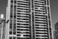 MODERN HIGH-RISE BUILDING FACADE REPAIR