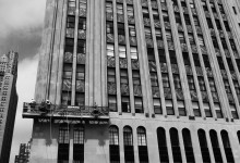 HISTORIC HIGH-RISE BUILDING FACADE REPAIR