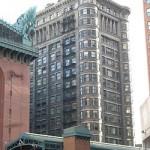 Old Colony Building  Facade Repair
