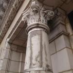 Terra Cotta Column Stabilization